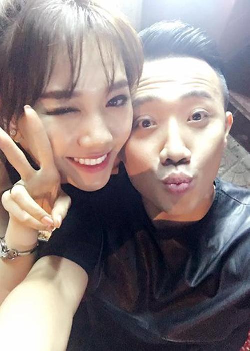 Choáng với ảnh Trấn Thành, Hari Won chụp cho nhau - 4