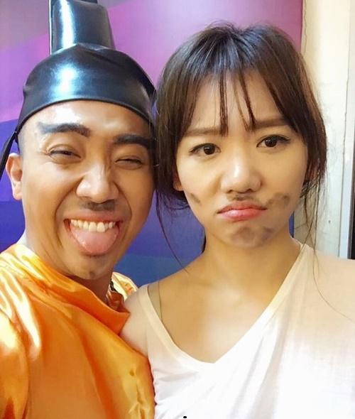 Choáng với ảnh Trấn Thành, Hari Won chụp cho nhau - 5