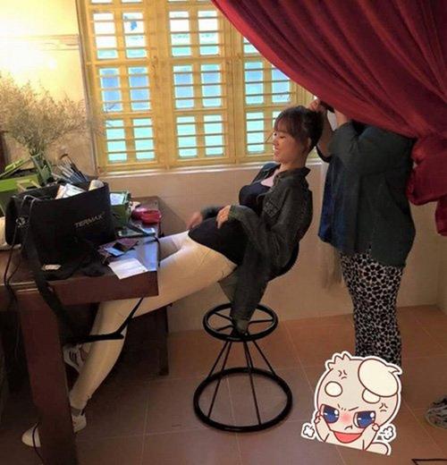 Choáng với ảnh Trấn Thành, Hari Won chụp cho nhau - 7
