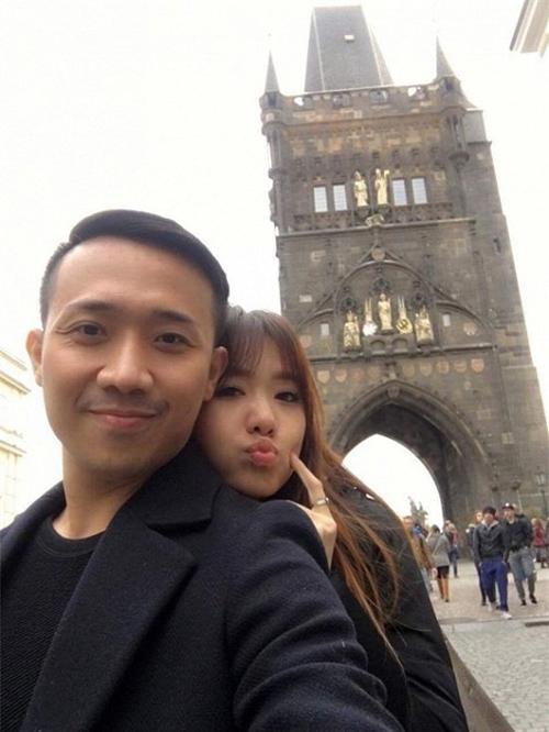 Choáng với ảnh Trấn Thành, Hari Won chụp cho nhau - 8