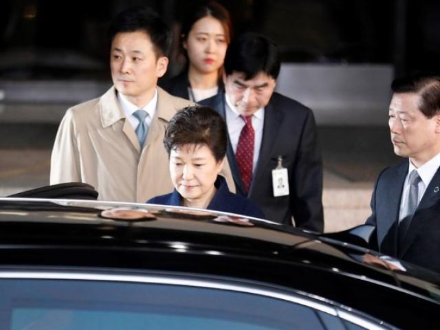 Cựu nữ Tổng thống Hàn Quốc sắp bị bắt?