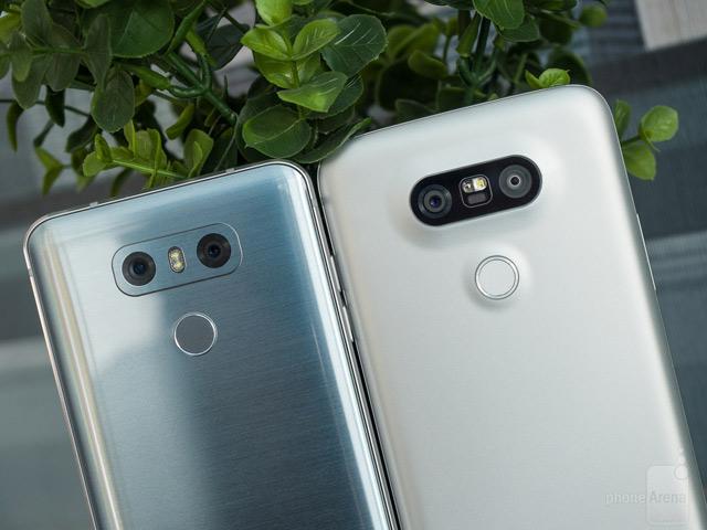 So sánh camera LG G6 với LG G5: Máy nào chụp đẹp hơn?