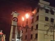 Tin tức trong ngày - Vụ cháy ở Cần Thơ: Lửa bất ngờ bùng phát trở lại