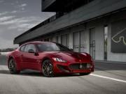Maserati GranTurismo bản đặc biệt ra mắt