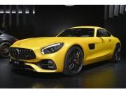 Tin tức ô tô - Mercedes-Benz ra mắt dòng AMG GT 2018