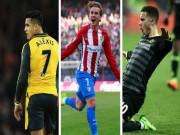 Bom tấn  chuyển nhượng hè 2017: Dự có Hazard, Sanchez