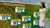 Dự báo thời tiết VTV 27.3: Bắc Bộ hửng nắng, Nam Bộ có mưa
