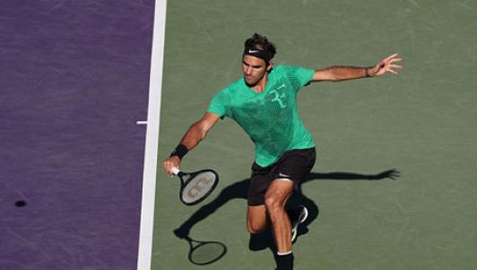 Federer – Del Potro: Đôi công mãn nhãn (V3 Miami Open)