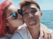 Ca nhạc - MTV - Cường Seven bỗng chia tay bạn gái lai sau 4 năm yêu