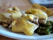 Ẩm thực - Trổ tài luộc gà không cần nước mà vẫn mềm ngon, ngọt thịt