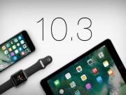 Công nghệ thông tin - Cập nhật iOS 10.3 cho iPhone và Sierra 10.12.4 cho MacBook ngay