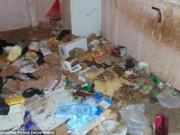 """Phi thường - kỳ quặc - Giải cứu 2 em bé, 31 con vật trong căn nhà """"bẩn nhất thế giới"""""""