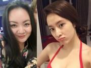 Cùng tuổi nhưng mặt mộc các mỹ nhân Việt khác nhau trời vực