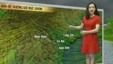 Dự báo thời tiết VTV 28/3: Bắc Bộ có mưa, Nam Bộ nắng nóng