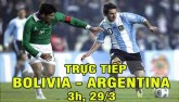 """Chi tiết Bolivia – Argentina: Trắng tay rời """"đỉnh núi"""" (KT)"""
