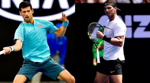 Tin thể thao 29/3: Tứ kết Davis Cup có Djokovic, vắng Nadal