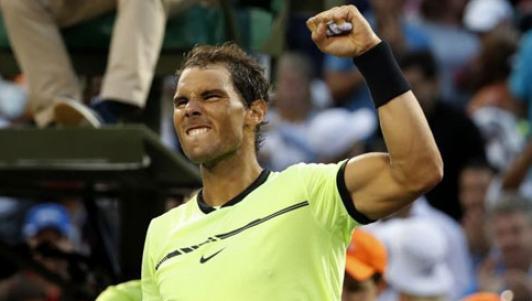 Nadal – Mahut: Bản lĩnh cao cường (V4 Miami Open)