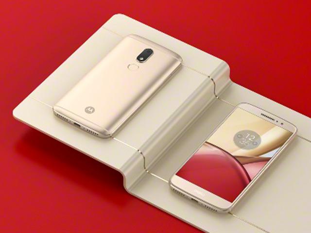 Ra mắt Moto M giá mềm, vỏ kim loại, cảm biến vân tay