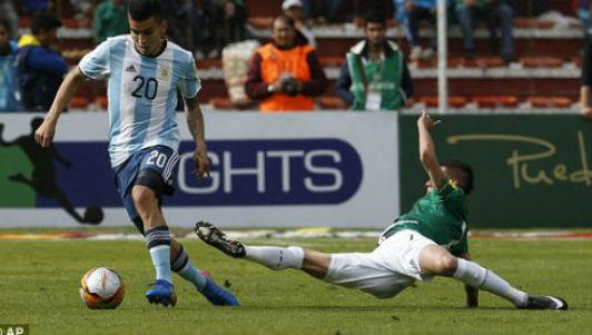 Dùng thần dược viagra, đồng đội Messi vẫn không lên đỉnh