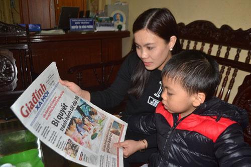 Bé trai hơn 2 tuổi biết đọc khi chưa biết chữ bây giờ ra sao? - 1