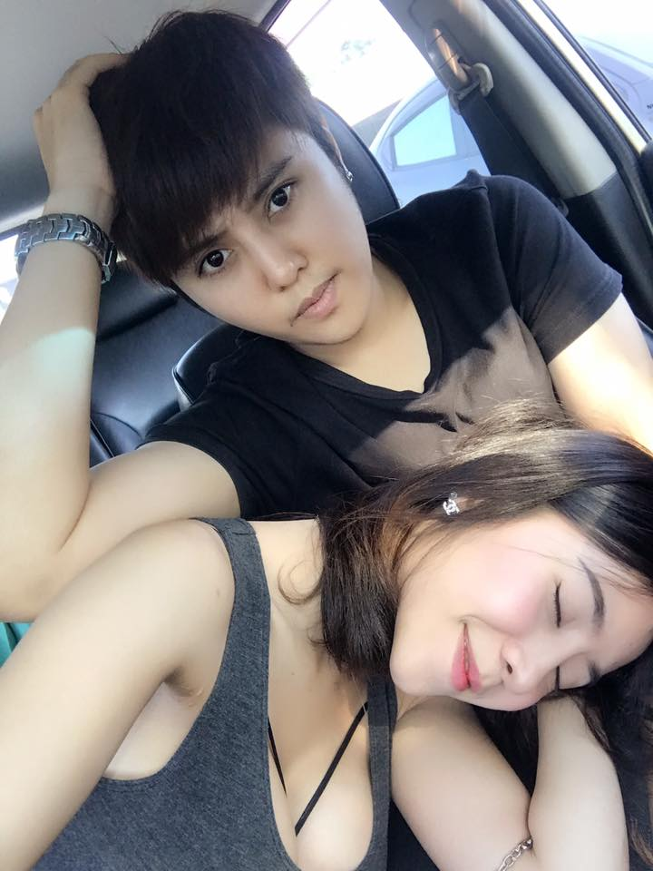 """Hot girl đồng tính Thái Lan sexy """"ăn đứt"""" Ngọc Trinh gây """"sốt mạng"""" - 15"""