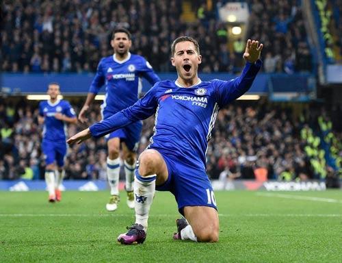 Chelsea: Siêu hậu đãi Hazard, lập bộ ba khủng như Barca - 1