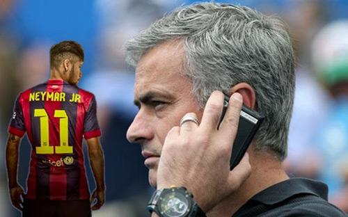 """MU mua Neymar 200 triệu euro: Ronaldo """"phá đám"""", Mourinho gây sốc - 1"""