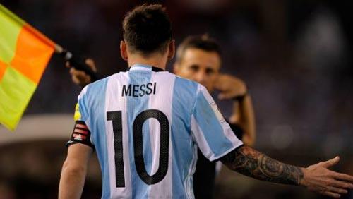 """SAO """"bự"""" có thể lỡ World Cup 2018: """"Đầu đàn"""" Messi"""
