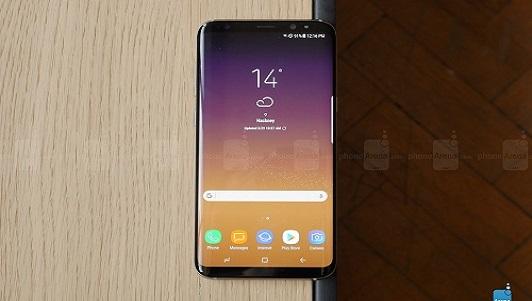 """""""Siêu phẩm"""" Samsung Galaxy S8 và S8 Plus trình làng, giá 17 triệu đồng"""