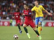 Bồ Đào Nha - Thụy Điển: Siêu sao, phản lưới  & amp; cái kết đắng