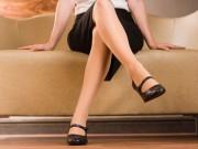 5 lý do tại sao bạn không nên ngồi vắt chéo chân