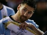 """Messi bị phạt nặng: Bị oan hay có âm mưu  """" hãm hại """""""