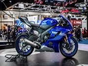 Thế giới xe - Yamaha R6 2017 giá 277 triệu đồng sắp về Việt Nam