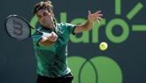 """Federer - Agut: Sống sót sau 2 màn """"đấu súng"""" (V4 Miami Open)"""