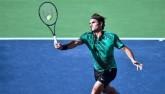 """""""Ông chủ"""" Federer điều bóng, đối thủ khóc thét"""