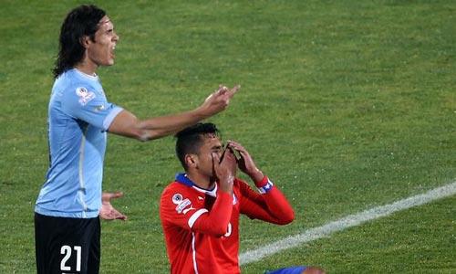 Messi bị treo giò 4 trận: Lời chối tội khó tin - 4