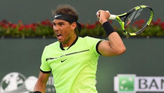 Nadal – Sock: Trừng phạt sai lầm (Tứ kết Miami Open)
