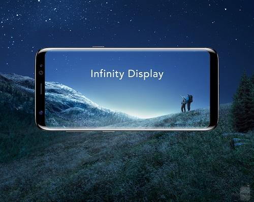 """Điểm danh hàng loạt các tính năng """"hot"""" trên Galaxy S8 và S8 Plus - 1"""