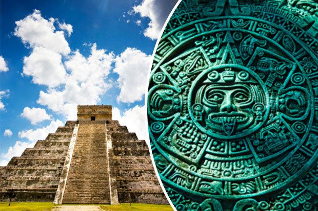 Khai quật cung điện cổ người Maya, thấy sự thật rùng rợn