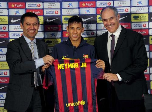 """Real lại """"mưu hèn kế bẩn"""" với Barca: Neymar nguy cơ tù 5 năm - 1"""