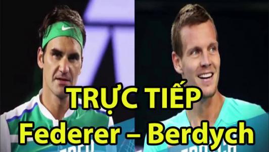 Chi tiết Federer – Berdych: Kịch tính tie-break (KT)