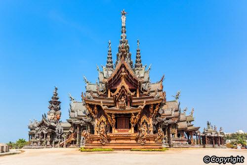 """10 điều không thể bỏ lỡ khi tới """"thiên đường sung sướng"""" Pattaya - 3"""