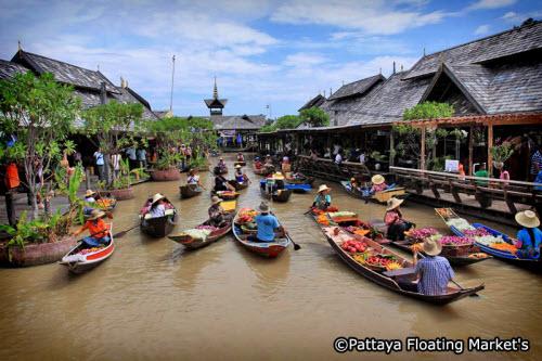 """10 điều không thể bỏ lỡ khi tới """"thiên đường sung sướng"""" Pattaya - 6"""