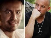 """Vin Diesel khóc nấc nói về  """" lời di chúc """"  của Paul Walker"""