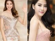 Thời trang - Phạm Hương, Nam Em mặc xuyên thấu, khoét xẻ sâu hút
