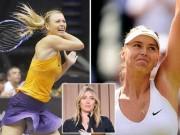 """Thể thao - Sharapova thâm cung bí sử: Muốn được """"bụng to"""""""
