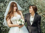 Không nhận ra đâu là cô dâu - chú rể trong bộ ảnh cưới này