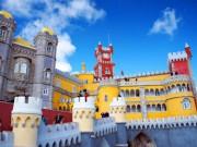 Lạc vào thế giới cổ tích ở những lâu đài lộng lẫy nhất châu Âu