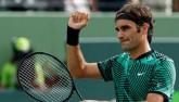 """Miami Open ngày 7: Ngả mũ trước """"Quý ngài"""" Federer"""