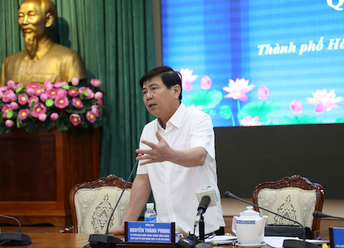 """""""Cuộc chiến giành lại vỉa hè"""": Chủ tịch TP.HCM khen quận 1 """"làm được""""!"""